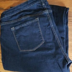 Perfect old navy maternity jeans